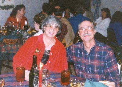 Dick & Toni Kapreilian