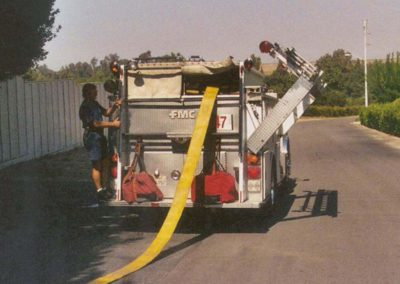 Hose load training