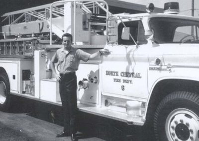 Renner with engine 6