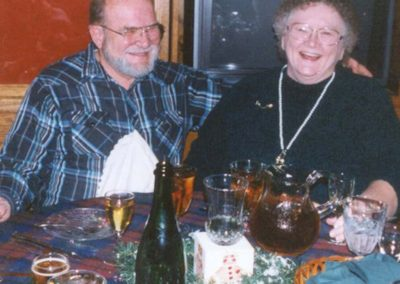 Sluggo & Janice Schafer