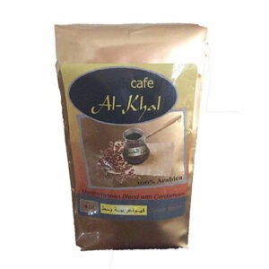 Bin-Alkhal Turkish Coffee w/Cardamom - Classic Roast