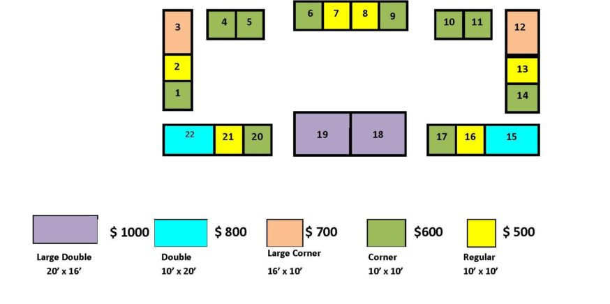 Booth-Layout