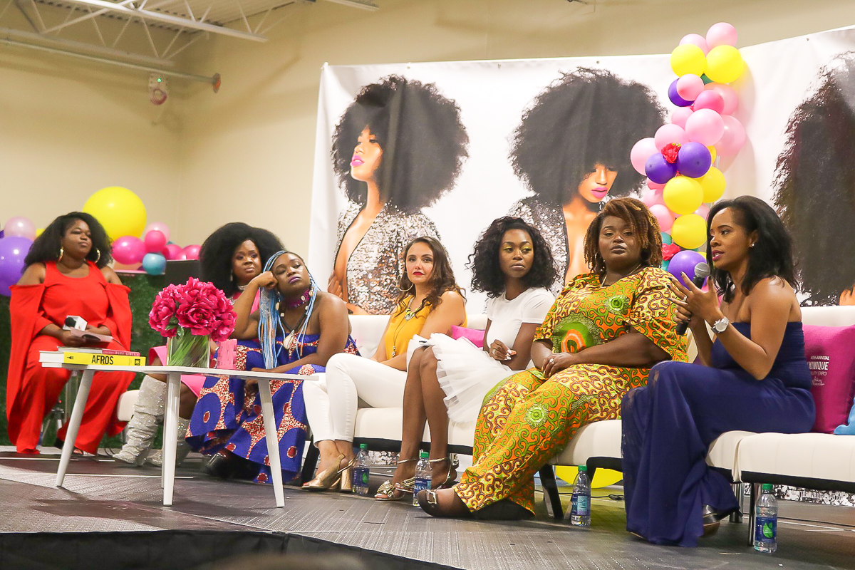 Natural, Hair, FABU, Black, Women, Entrepreneurship