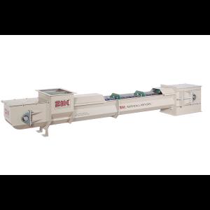SMC Sidewall Return Drag Conveyor