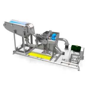 Vanmark Compact Skid Hydrocutter