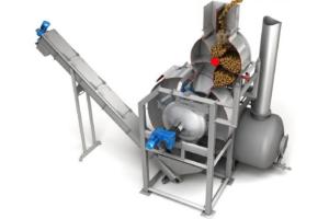 TOMRA's ECO Steam Peeler