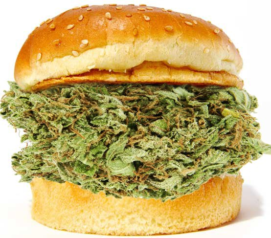 It's 2020 Eat Your Raw Cannabis Greens!