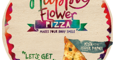 Pizza that makes you happie!