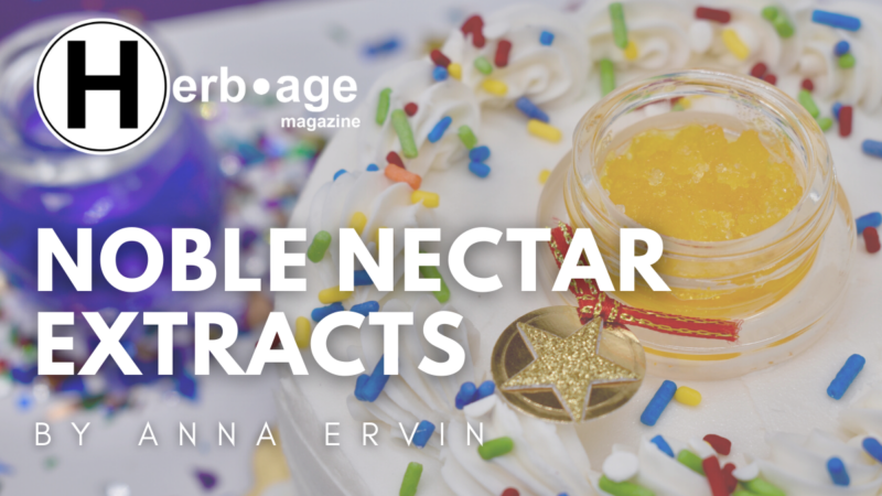 Noble Nectar Extracts