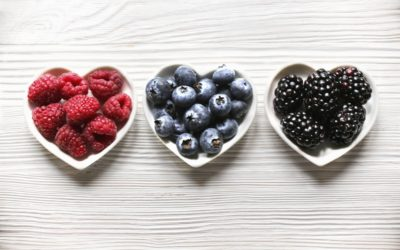 The Power of Berries: 5 Types of Berries You Need in Your Life