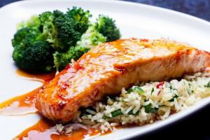 This Recipe Will Make Orange Glazed Salmon