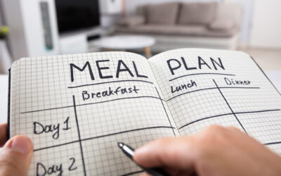 Make Your Life Easier With Meal Planning