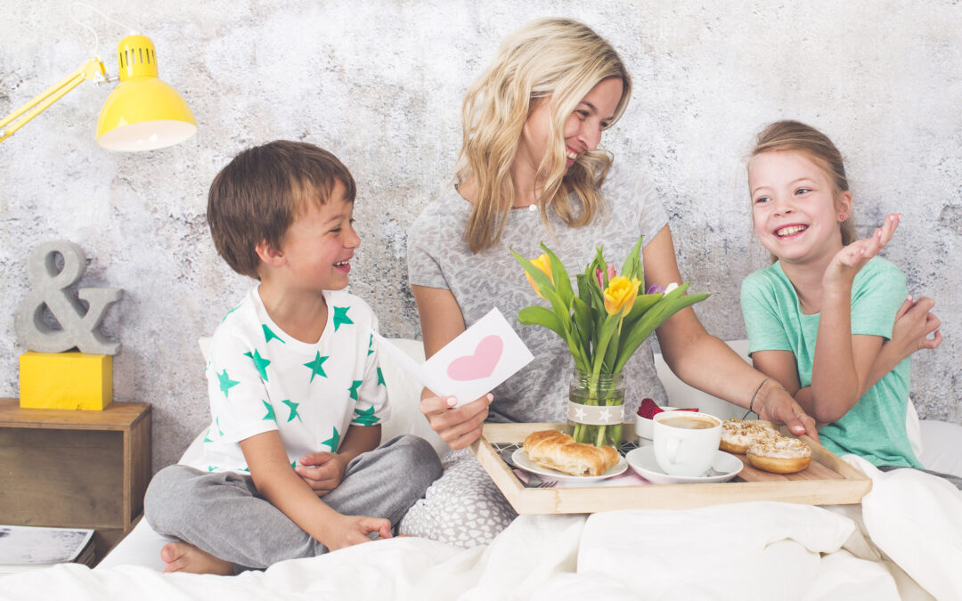 How to Make Mom Feel Special on Mother's Day