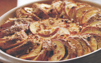 Enjoy comfort food on chilly days