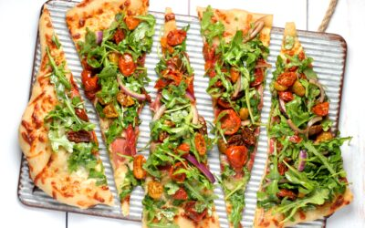 Cook up the perfect pizza for your Super Bowl party