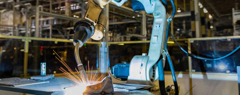 Robotic Welding at Cedar Lake Engineering