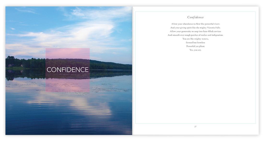 confidence book