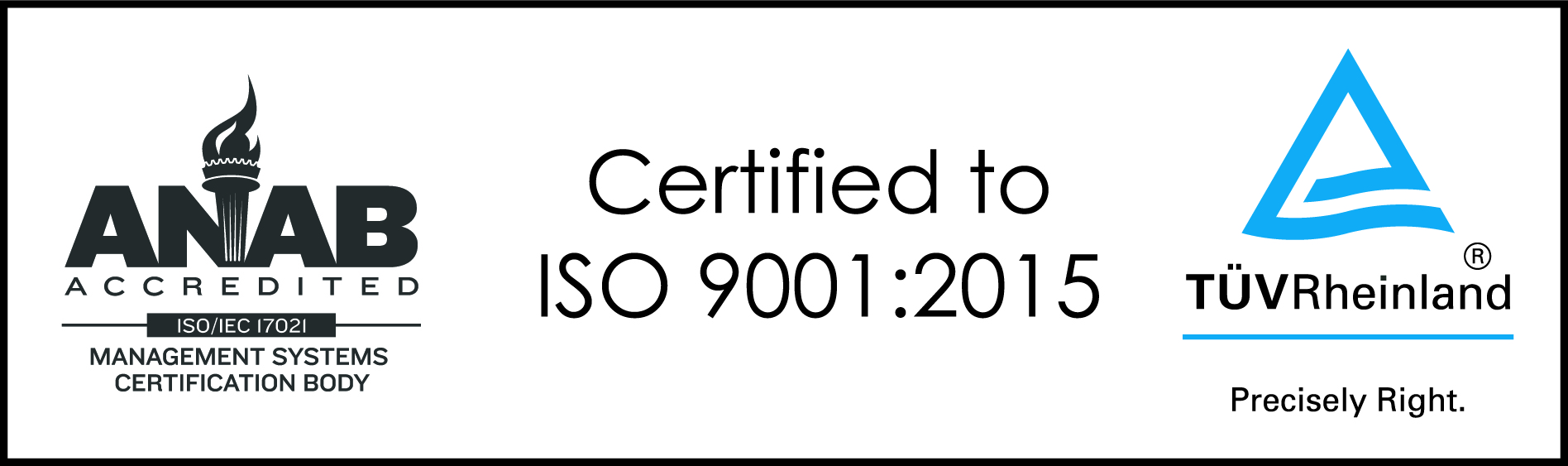 Certified ISO Company
