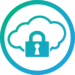 Unissant_Cyber_icons_Cloud-Security_coin_BGgrad