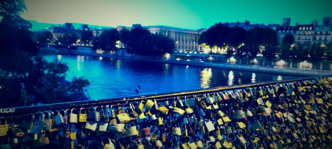 Paris – City of Lights and Love.