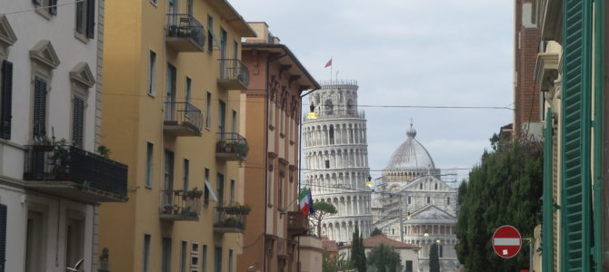 Pisa and Monaco.