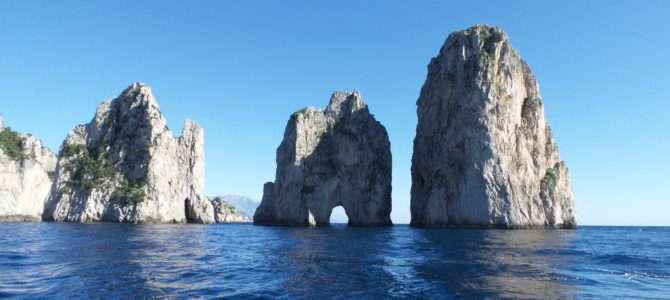 The Isle of Capri.