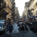 Typical street scene.