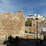 Following the Byzantine Wall.