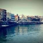 The Old Venetian Harbor.
