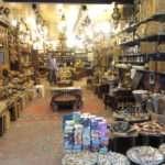 Shops on Via Dolorosa.