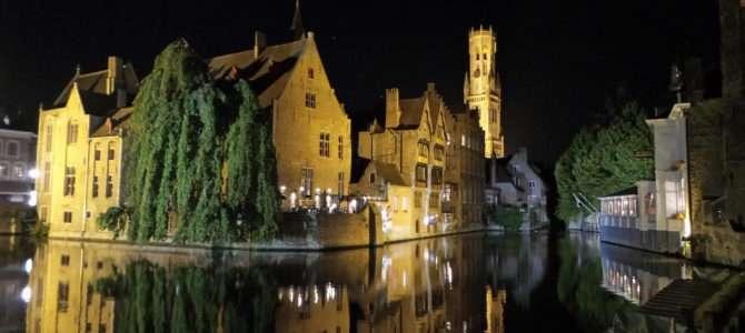 In Bruges.