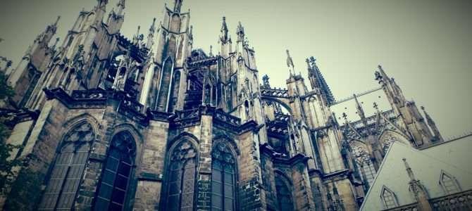 Nuremburg & Cologne, Germany.