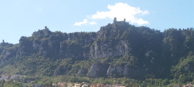 San Marino: A State Within A State.