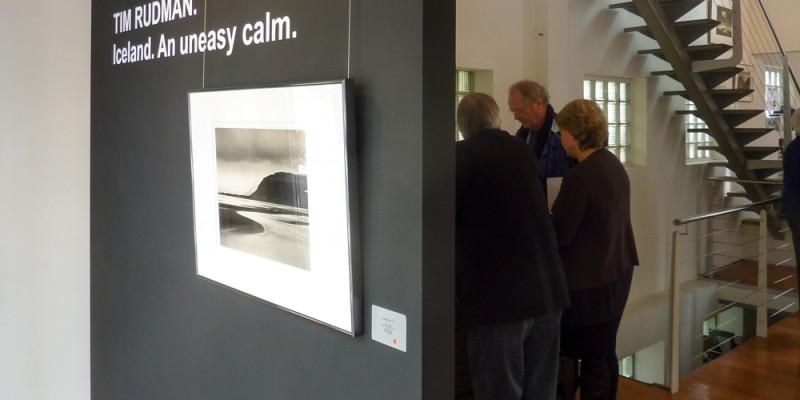 'Iceland. An Uneasy Calm' exhibition. Sydney, Australia