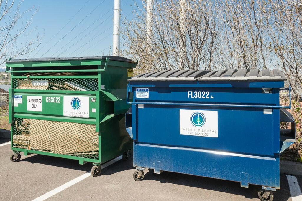 Cascade Disposal commercial