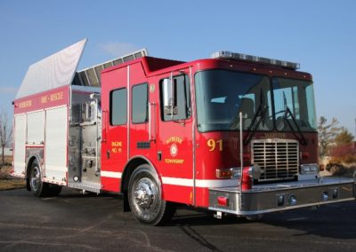 Webster Township Fire Department, IN
