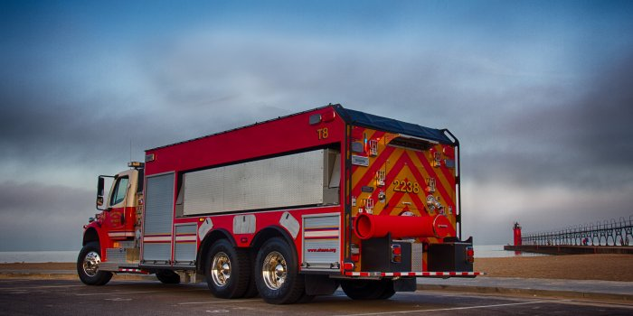 South Haven Area Emergency Services, MI