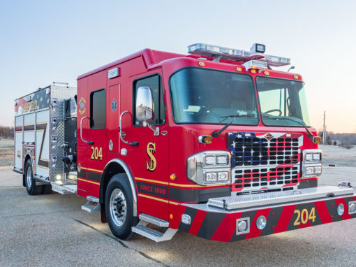 Sheffield Township Fire Department, IN