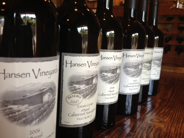 5 Year Vertical Wine Festival 2014