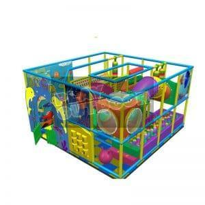 Indoor Play Gyms BY002