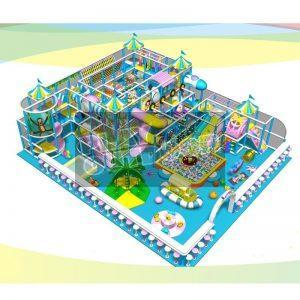 Indoor Play Gyms BY011