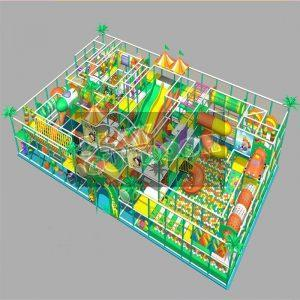 Indoor Play Gyms BY016