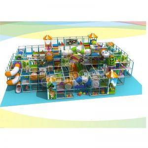 Indoor Play Gyms BY021