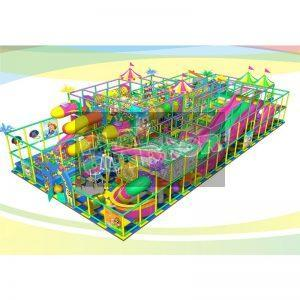 Indoor Play Gyms BY023