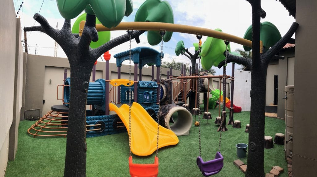 New Installation Middleburg | Outdoor Jungle-Gym