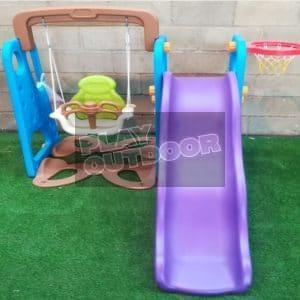 Baby Slide and Swing Set - HIGO-HT009B