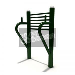Abdominal Muscle Trainer   PO-FE0072   Outdoor Fitness