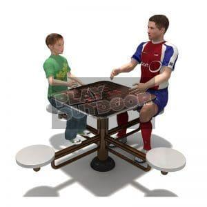 Chess Table | PO-FE0105 | Outdoor Fitness