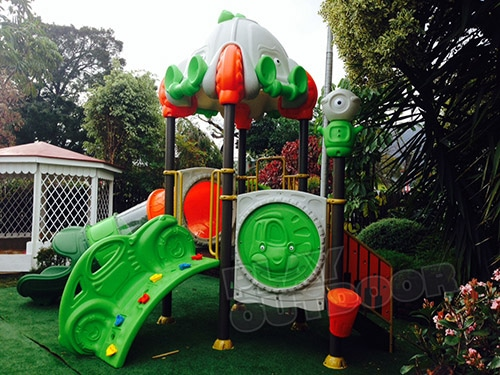 Cafe York at York Street in George | Jungle-gym | Playoutdoor