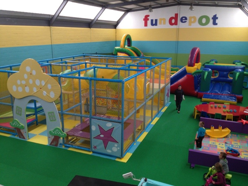Indoor Jungle Gym | Play Outdoor
